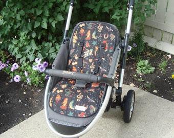 Custom Stroller Liner Pad