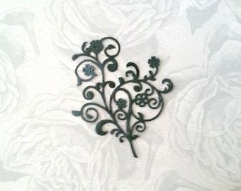 Nice Set of Spellbinder Fantastic Flourish Die Cuts - Bazzill Cardstocks