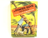 Vintage Child's Book  Power Boys Mystery of the Flying Skeleton