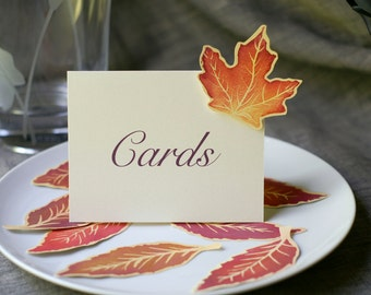 Cards Wedding Sign -  Decoration for Events, Weddings, Showers, Parties
