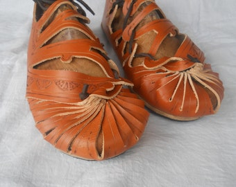 Leather Shoes lateral