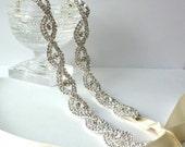 Bridal Headband,Wedding Headband,Bridal Hairband,Rhinestone Headband,Bridal Halo, Diamante Hairband,Bridal Headpiece,