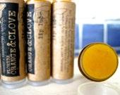 Florida Orange and Clove Lip Lube - Organic Chapstick