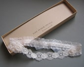 Lisette - Romantic Lace Bridal Garter