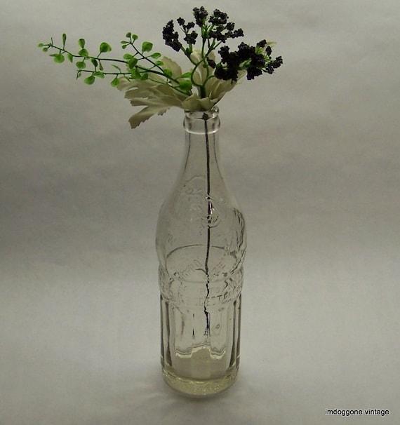 Vintage Soda Bottle Hippo Size Soda Water 15 Oz San Antonio