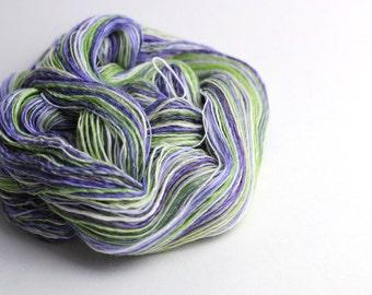 Handspun Yarn - Merino/Bamboo/Nylon - Fingering