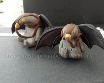 Songbird figurine (small)