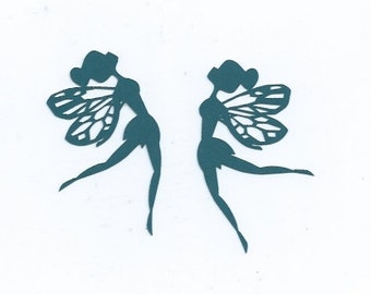 Fairy cupcake toppers set of 12