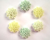Strong Cute Magnets Spring Green