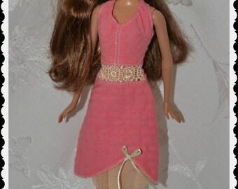 Barbie Vintage Halter Dress