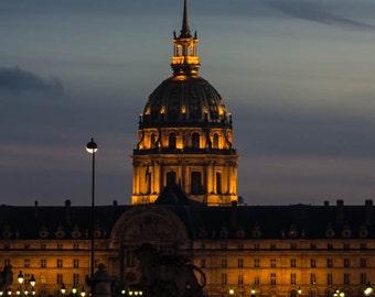 Paris Photography, Les Invalides, Fine Art Photography, Paris Decor