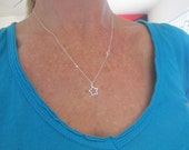 Little Star Necklace in Gold or Silver