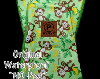 """Sample Sale 5.5"""" Wide 19-21"""" Waterproof  BuddyBand Diaper  for Dogs with Pul and Zorb"""