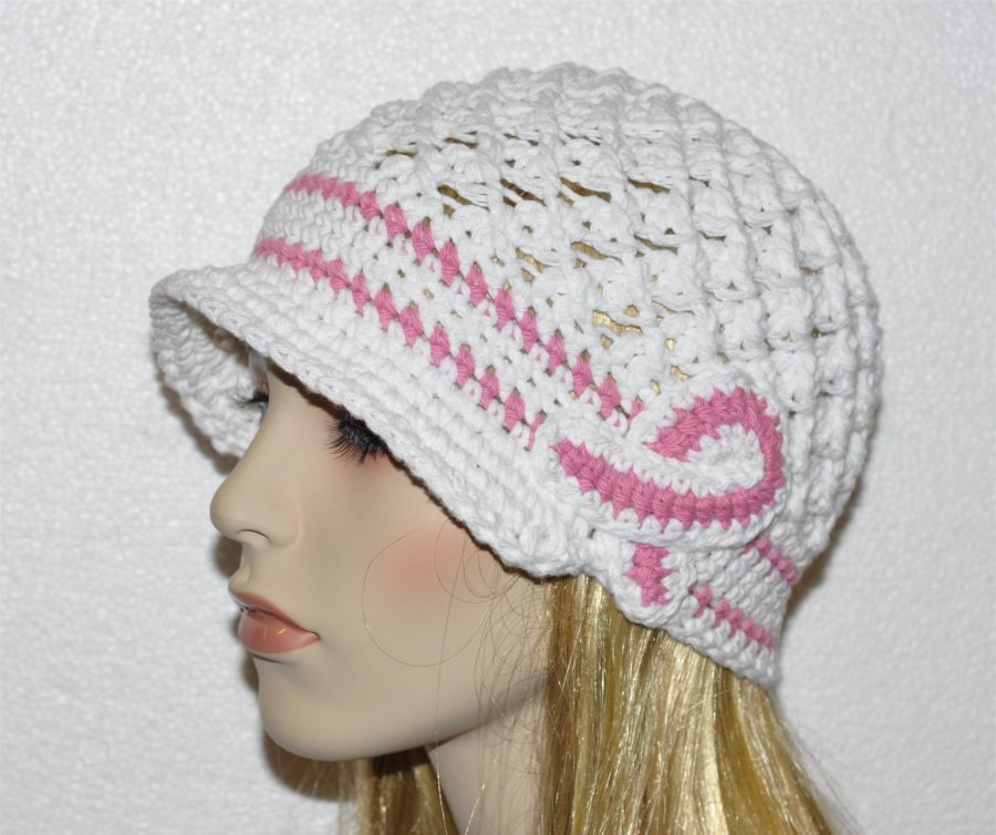Breast Cancer Hat Cancer Hat Breast Cancer Cap Cancer Chemo