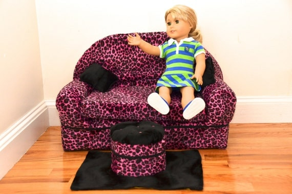 American Girl Doll Furniture Couch And By Julieandmedolledup