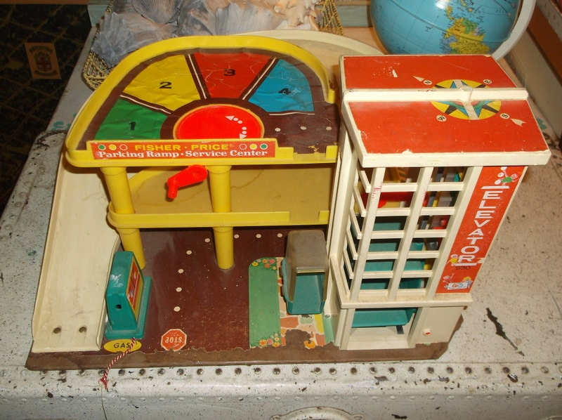 Vintage Fisher Price Little People Parking Ramp Garage And Make Your Own Beautiful  HD Wallpapers, Images Over 1000+ [ralydesign.ml]