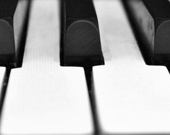 Piano Digital Print