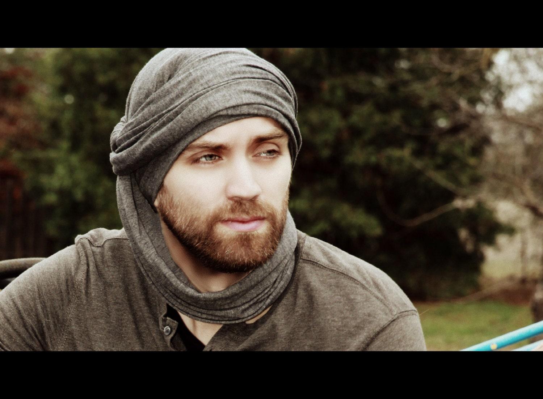 Men's Turban Man's Head Wrap Dreads Wrap Buff Scarf by ...