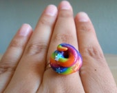 Unicorn Poop Ring