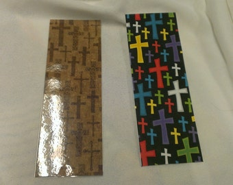 2 Cross Bookmarks