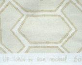 UpTown Erin Michael Aunt Dotty's Furniture cream moda fabrics FQ or more