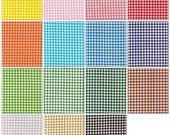 OilclothByTheYard Gingham Your choice of Color