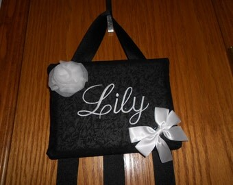 Custom Personalized Bow Holder