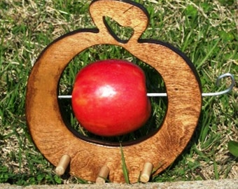 Fruit Birdfeeder Apple Shape  BUILT TO ORDER
