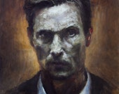 True Detective, Print from Original Painting