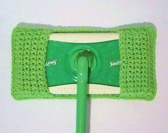 Swiffer Cover / Crochet 100% Cotton
