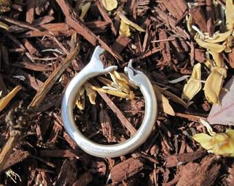 Australian Shepherd ring