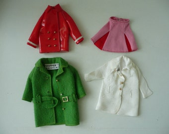 REDUCED - Lot Skipper Clothes Patent 'n Pants, Town Togs, Twin Twosome and Dog Show