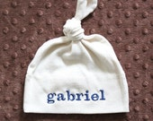 Personalized Baby Hat Embroidered