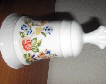 Vintage Fine English Porcelain Bell Aynsley Made in England
