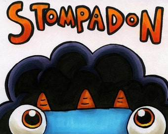 Stompadon Storybook