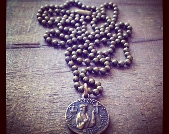 ST. THOMAS MORE Necklace