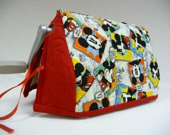 Comical Mouse -  Cuttlebug Cozy - Original Cuttlebug Cozy - Cuttlebug Dust Cover - Cricut Dust Cover