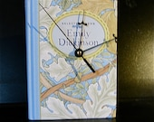 Selected Poems by Emily Dickenson - Shelf Clock
