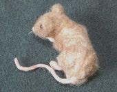 Crumbles the Mouse Shoulder Pet