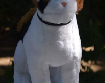 Basic cat plush pattern