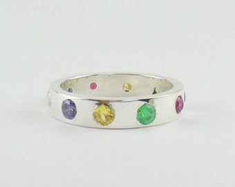 Eternity Ring - Stones