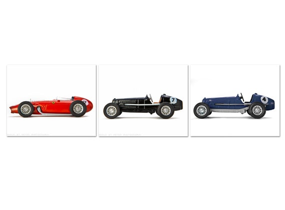 Vintage Toy Race 113