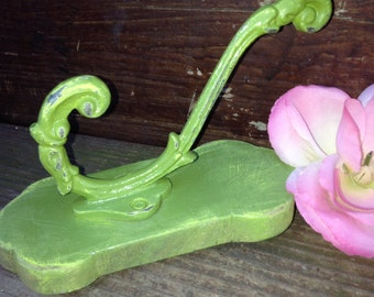 Hook / Hanger / Decorative Wall Hanger / Wall Hook / Shabby Chic Wall Hanger