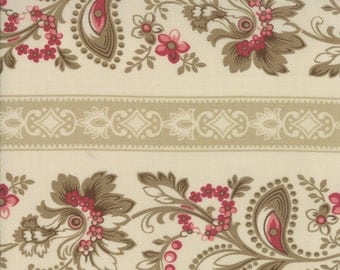 Josephine - Hortense in Pearl by French General for Moda Fabrics