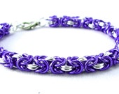 Cara Chainmaille Bracelet - Choose Your Color