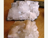 I gOt A rOcK iN mY sToCkInG /Quartz Cystal Specimens palm size