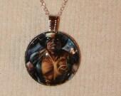 Wolverine Xmen Marvel Mutant Pendant Necklace