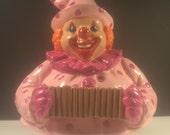 Music Box, Ceramic Clown
