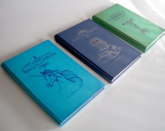 Any Three Magical Notebooks