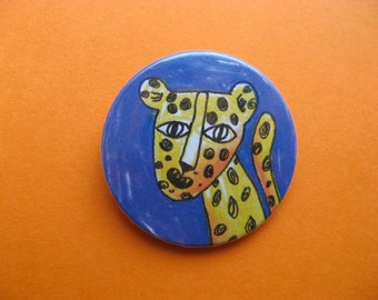 Panter button or magnet 38mm